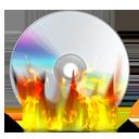 CD Burn-128