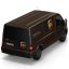 Van UPS Back icon