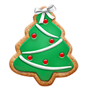 Christmas Tree Cookie-128
