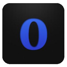Opera blueberry
