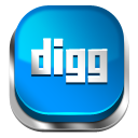 Digg blue button