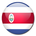 Costa Rica Flag-128