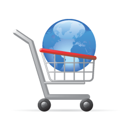 Shopping Cart World Icon Download Daily Overview Shopping Icons Iconspedia