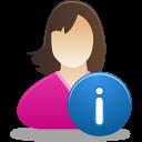 Female user info-128
