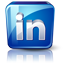 LinkedIn high detail Icon