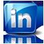 LinkedIn high detail Icon