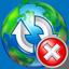 World Upload Close icon