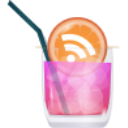 RSS pink cocktail
