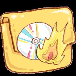 Folder Burn