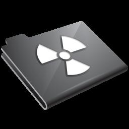 Radioactive grey