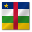 Central African Republic Flag-128