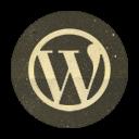 Retro Wordpress Rounded