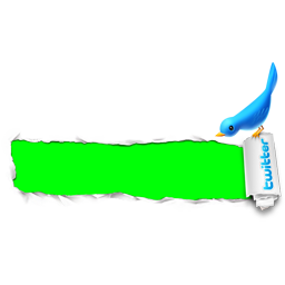 Paper hole bird 2