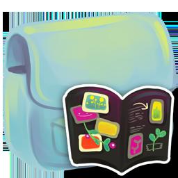 Gaia10 Folder Artbook