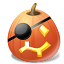 Pirate Pumpkin icon