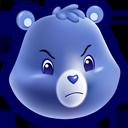 Grumpy Bear-128