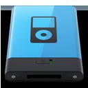 HDD Blue iPod B-128