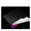 My Documents Inside Purple-128
