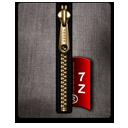 7Z gold black-128