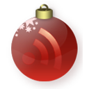 Feed Christmas Red