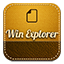 Windows Explorer retro icon