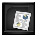 Black Microsoft PowerPoint-128