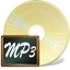 Fichiers Mp3 icon