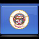 Minnesota Flag-128