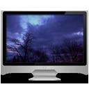 My Computer dark blue-128