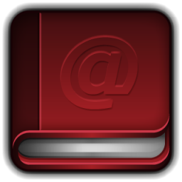 Address Book Icon Download Book Icons Iconspedia