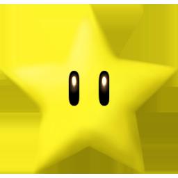 Star Icon   Download Super Mario 2 icons   IconsPedia