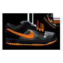 Nike Dunk Dark Orange-128
