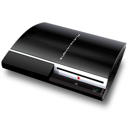 Black PS3