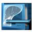 Un compress icon