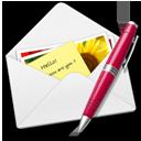 Letter pen-128