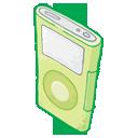 iPod Green-128