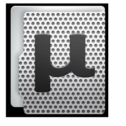 uTorrent metal