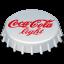 Coca Cola Light Icon