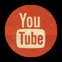 Retro Youtube Rounded