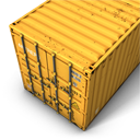 Container Yellow-128