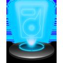 HDD Hologram-128