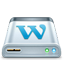 Wordpress Hosting Icon