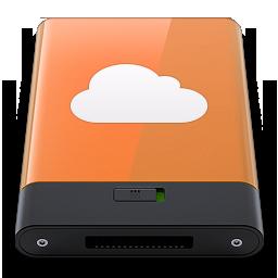 HDD Orange iDisk W