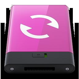 HDD Pink Sync W