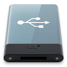 HDD Graphite USB W
