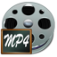 Fichiers Mp4 icon