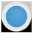 Light Blue Circle-48