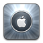 Apple rounded icon