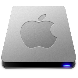 Apple Slick Drive Icon Download Slick Drives Remake Icons Iconspedia