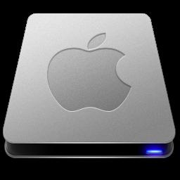 Apple slick drive